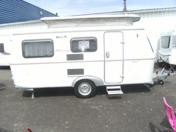 achat caravane / mobil home Eriba Troll 550 YPO CAMP LOIRE CARAVANES