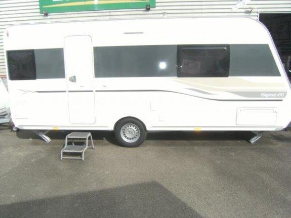 achat caravane / mobil home La Mancelle 490 Cb Elegance YPO CAMP LOIRE CARAVANES