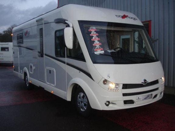 achat  Carthago C-Tourer T 150 YPO CAMP ESPACE ET LIBERTE