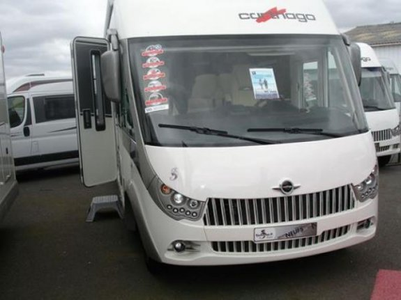 achat  Carthago Chic E Line 51 Q B YPO CAMP ESPACE ET LIBERTE