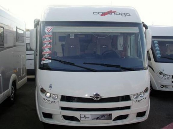 achat  Carthago Tourer Sport I 144 YPO CAMP ESPACE ET LIBERTE