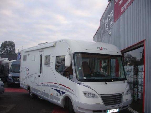 achat  Frankia I 740 Qd YPO CAMP ESPACE ET LIBERTE