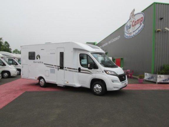 achat  Bavaria T 700 C Style YPO CAMP OUEST EVASION