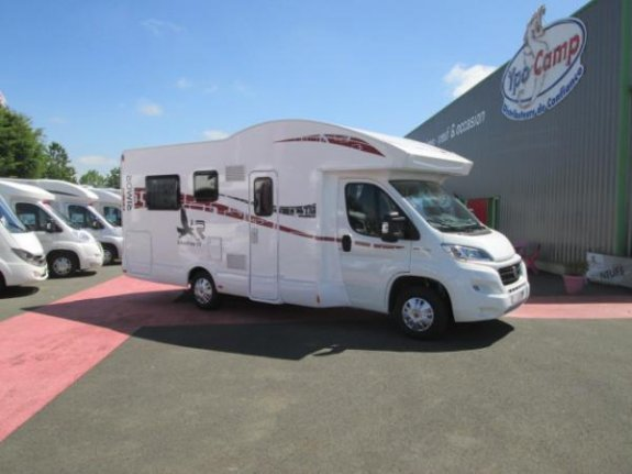 achat  Rimor Silver Line 17 YPO CAMP OUEST EVASION