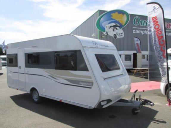 achat caravane / mobil home La Mancelle 440 Sa Elegance YPO CAMP OUEST EVASION