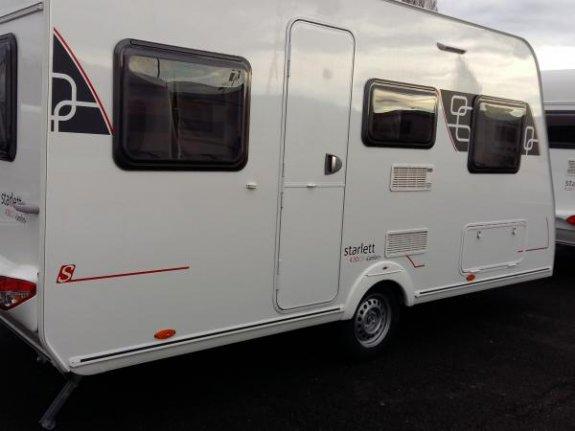 achat caravane / mobil home Sterckeman Starlett 430 CP Comfort YPO CAMP OUEST EVASION