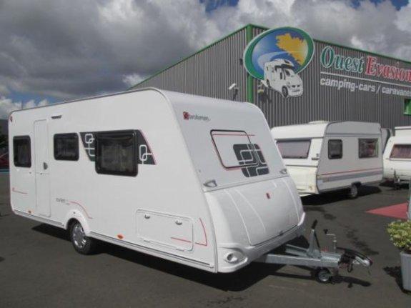 achat caravane / mobil home Sterckeman Starlett 480 CP YPO CAMP OUEST EVASION