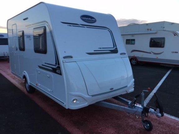 achat caravane / mobil home Caravelair Antares Style 400 YPO CAMP COCV