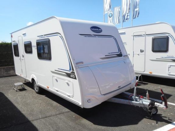 achat caravane / mobil home Caravelair Antares Style 470 YPO CAMP COCV