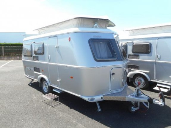 achat caravane / mobil home Eriba Troll 530 Silver Edition YPO CAMP COCV