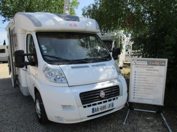 achat  Adria Coral 650 SP YPO CAMP COCV ANGOULEME