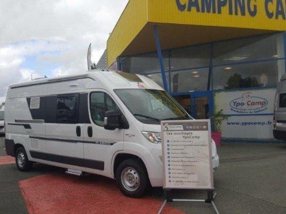 achat  Adria Twin 600 Spt YPO CAMP MOBILOISIR