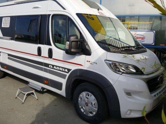 achat  Adria Twin 640 SLX YPO CAMP MOBILOISIR