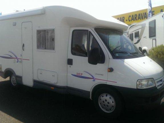achat  Challenger 107 YPO CAMP MOBILOISIR