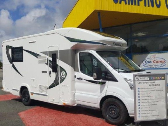 achat  Chausson 628 Eb Limited Edition YPO CAMP MOBILOISIR