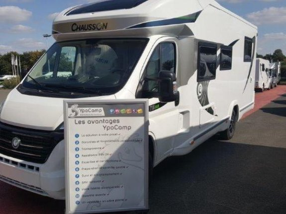 achat  Chausson 718 Xlb Limited Edition YPO CAMP MOBILOISIR