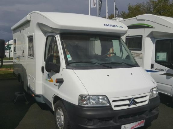 achat  Chausson Welcome 85 YPO CAMP MOBILOISIR
