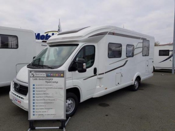 achat  Hymer T 698 Cl YPO CAMP MOBILOISIR