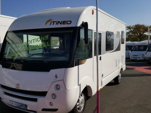 achat  Itineo FB 600 YPO CAMP MOBILOISIR