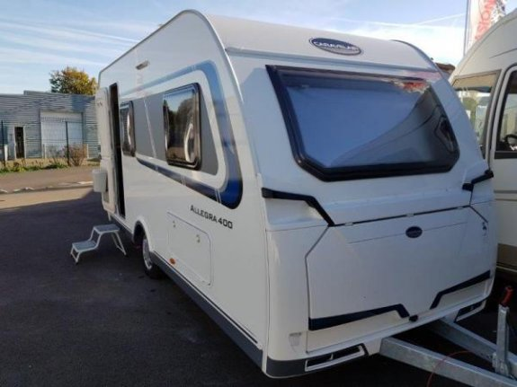 achat caravane / mobil home Caravelair Allegra 400 YPO CAMP MOBILOISIR