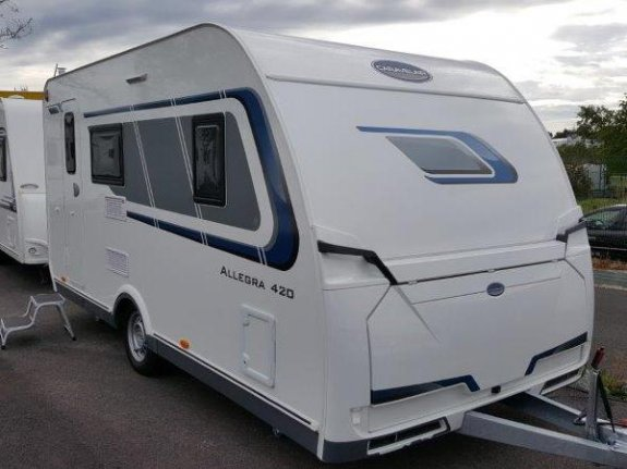 achat caravane / mobil home Caravelair Allegra 420 YPO CAMP MOBILOISIR