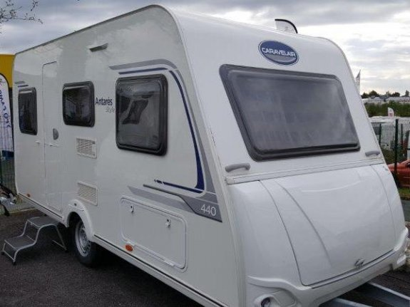 achat caravane / mobil home Caravelair Ambiance Style 440 YPO CAMP MOBILOISIR