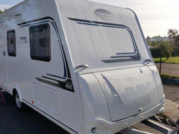 achat caravane / mobil home Caravelair Antares Style 400 YPO CAMP MOBILOISIR