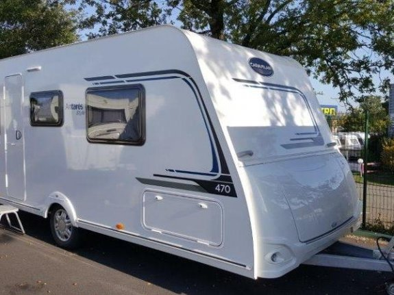 achat caravane / mobil home Caravelair Antares Style 470 YPO CAMP MOBILOISIR