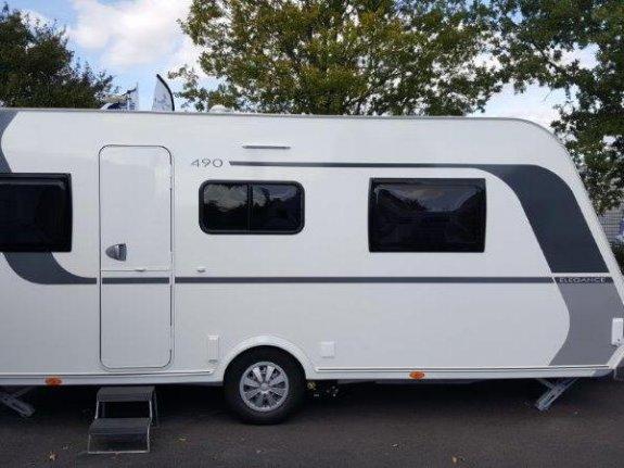 achat caravane / mobil home La Mancelle 490 Sa Elegance YPO CAMP MOBILOISIR