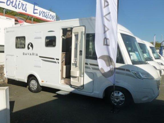 achat  Bavaria I 650 C Style YPO CAMP LOISIRS EVASION