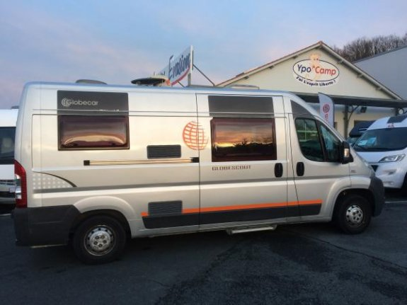 achat  Globecar Globescout YPO CAMP LOISIRS EVASION