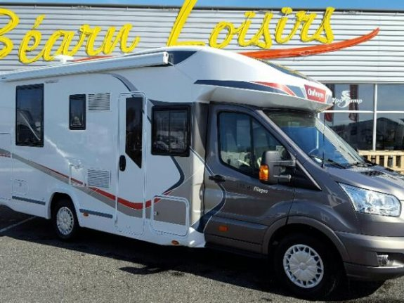 achat  Challenger Mageo 398 Eb YPO CAMP BEARN LOISIRS