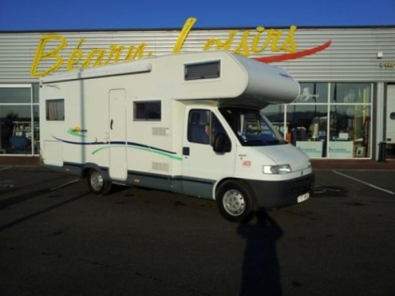 achat  Chausson Welcome 5 YPO CAMP BEARN LOISIRS