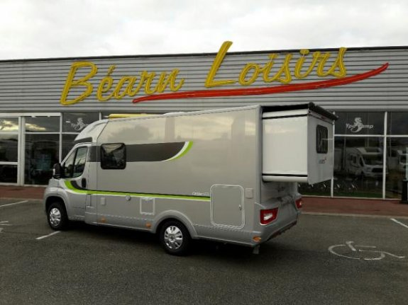 achat  Elios Car Van XCS YPO CAMP BEARN LOISIRS
