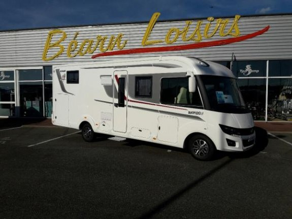 achat  Rapido 8096 Df YPO CAMP BEARN LOISIRS