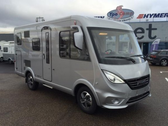 achat  Hymer Exsis I 504 YPO CAMP SUBLET