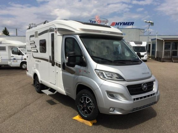 achat  Hymer Exsis T 414 Crossover YPO CAMP SUBLET
