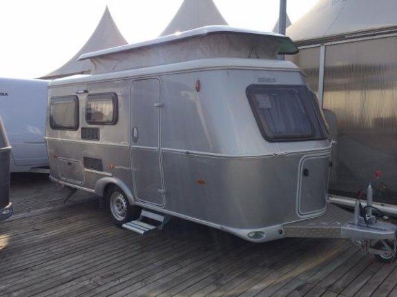 achat caravane / mobil home Eriba Troll 530 Silver Edition YPO CAMP SUBLET