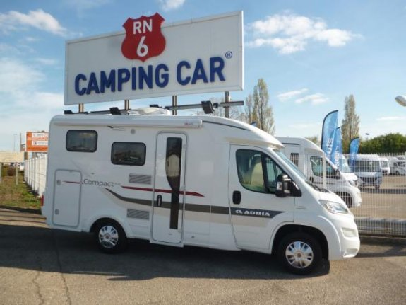 achat  Adria Compact SP YPO CAMP RN 6