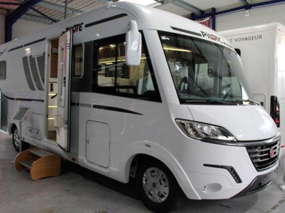 pilote g 781 c emotion occasion annonces de camping car en vente net campers. Black Bedroom Furniture Sets. Home Design Ideas