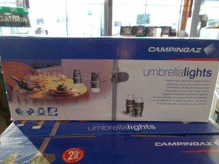 Divers lampes pour parasol