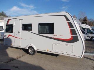 achat caravane / mobil home Sterckeman Starlett Comfort 480 CP MONTARGIS CARAVANES