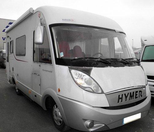 Hymer B Sl 544