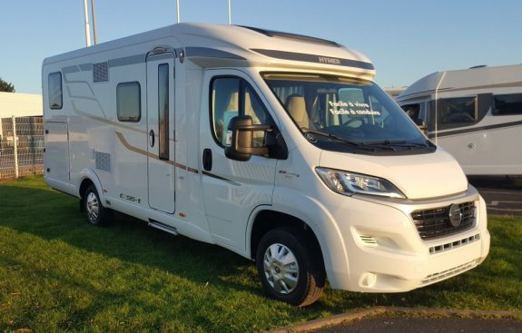 hymer exsis t 588 occasion annonces de camping car en vente net campers. Black Bedroom Furniture Sets. Home Design Ideas
