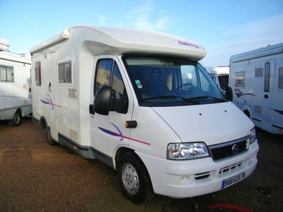 challenger 101 occasion annonces de camping car en vente net campers. Black Bedroom Furniture Sets. Home Design Ideas