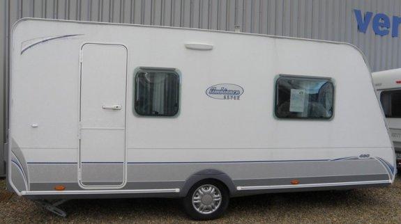achat caravane / mobil home Caravelair Antares Style 460 SALINSKI CAMPING CAR MANCHE
