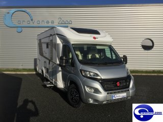 achat  Burstner Lyseo It 700 Privilege CARAVANES 2000 - 45