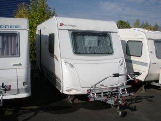 achat caravane / mobil home Sterckeman 420 CP CARAVANES 2000 - 45