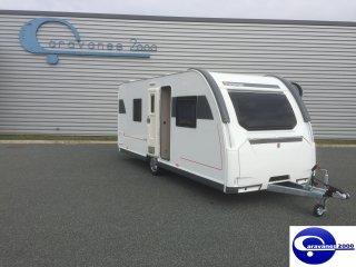 achat caravane / mobil home Sterckeman 475 Cp Alize Trend CARAVANES 2000 - 45