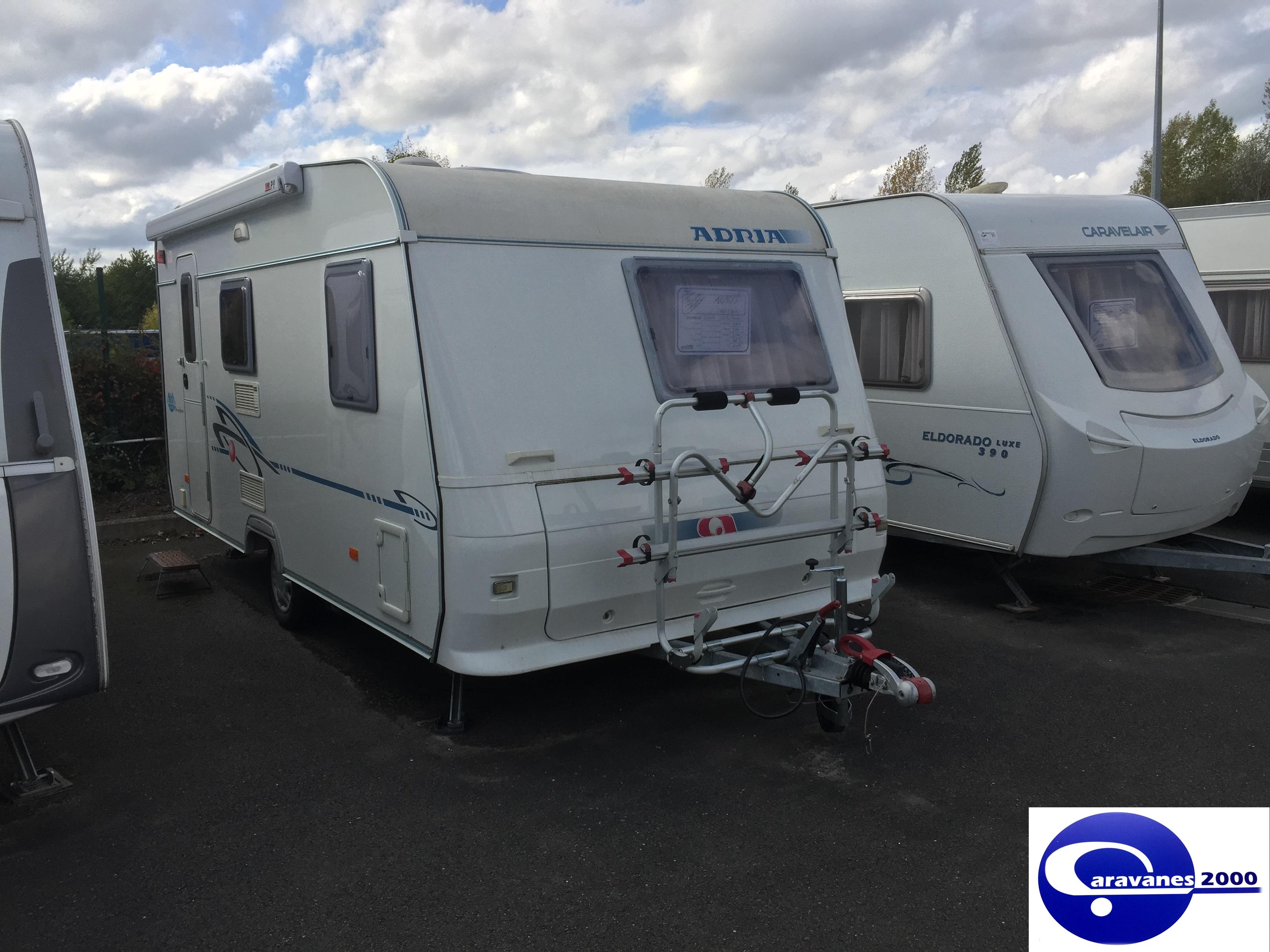 adria 432 px occasion caravane vendre en loiret 45 ref 12952 net campers. Black Bedroom Furniture Sets. Home Design Ideas
